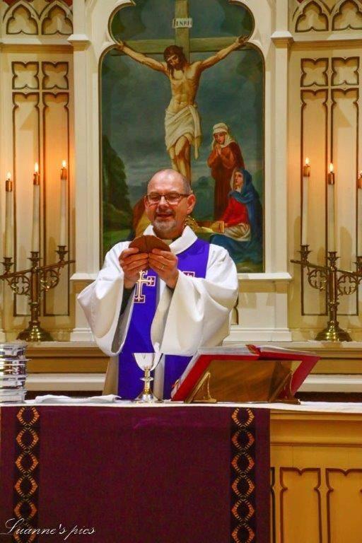 Bishop Skrenes visits St. James, Rudyard – April 9, 2017