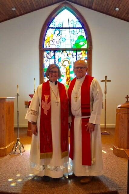 Ordination of Linda Forray – April 8, 2017