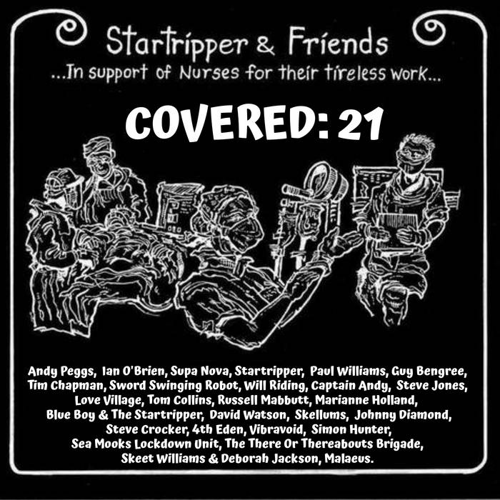 Covered 21 Free Charity album