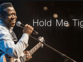 DOWNLOAD MP3: Benjamin Dube – Hold Me Tight