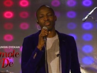 DOWNLOAD MP3: Dunsin Oyekan - Imole De
