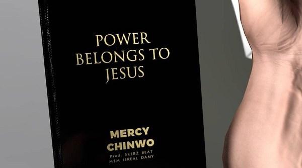 DOWNLOAD MP3: Mercy Chinwo – Power Belongs To Jesus