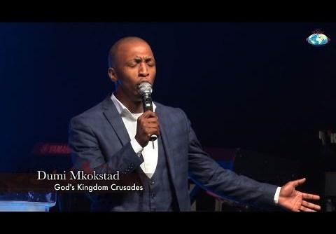 DOWNLOAD MP3: Dumi Mkokstad - Ngonyama
