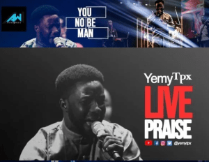 DOWNLOAD MP3: Yemy TPX – You No Be Man