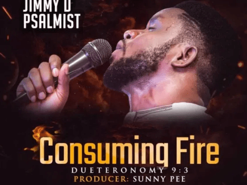 download mp3: Jimmy D Psalmist – Consuming Fire