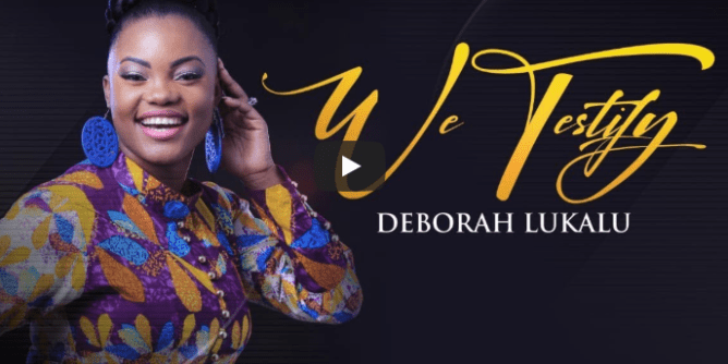 Deborah Lukalu – We Testify MP3 Download