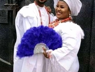 Gospel Singer, Judikay is Married