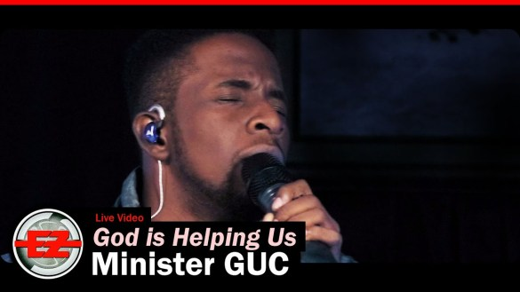 download mp3: minister guc - God is helping us (live)