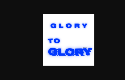 Legacy Worship - Glory to Glory, Year 1