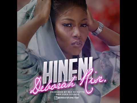 DOWNLOAD MP3: Deborah Rise – Hineni