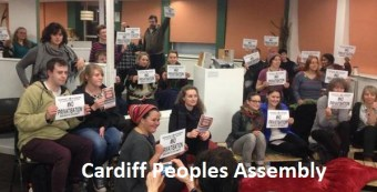 Cardiff peoples Assembly