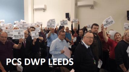DWP Leeds