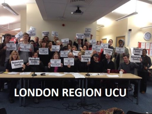 London Region UCU