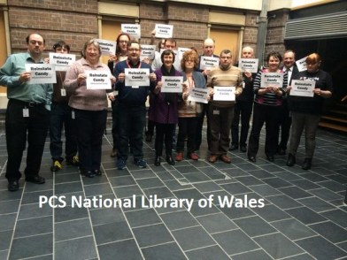PCS National Library of Wales