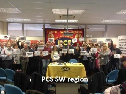 pcs south west region