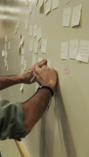 NGOgraphies post its hands