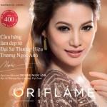 Catalogue Mỹ Phẩm Oriflame tháng 7-2013