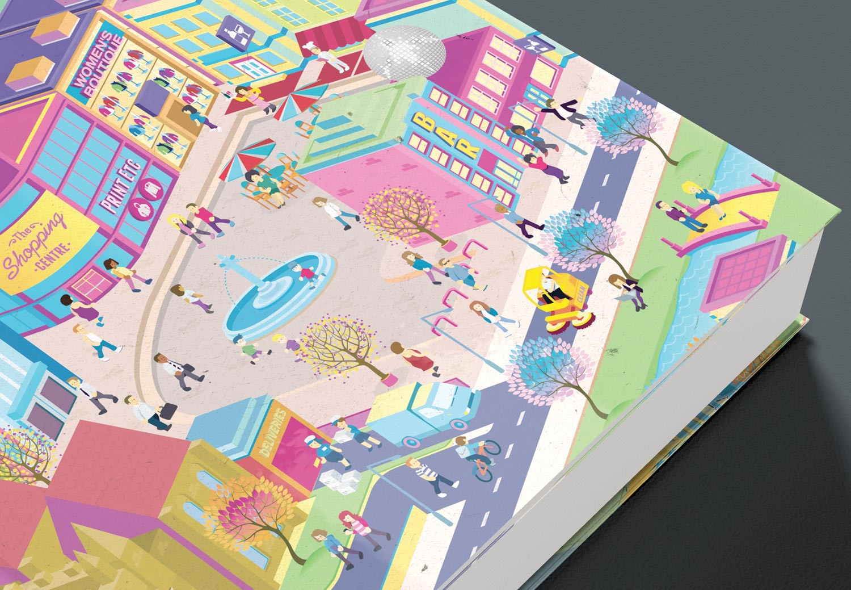 bespoke illustration, vector, Ralawise Directory