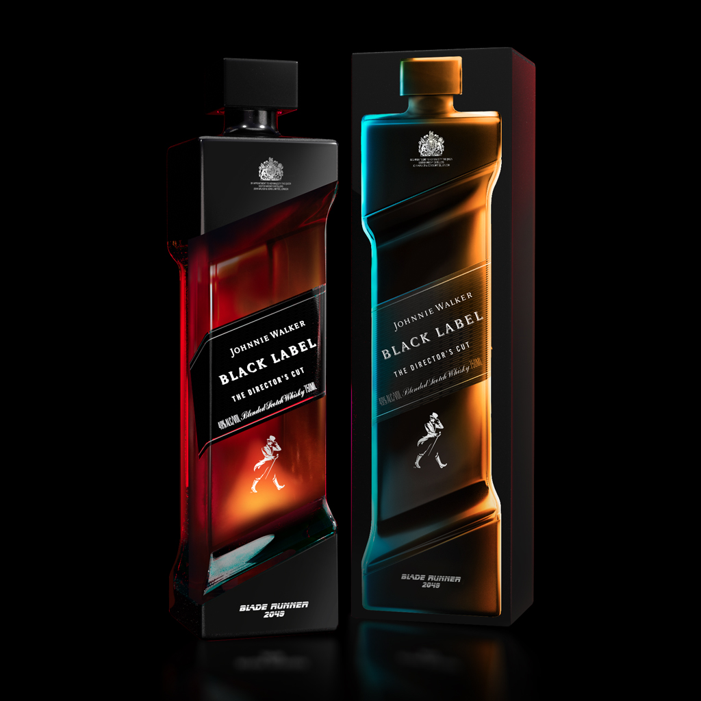 Blade Runner 2049, Johnnie Walker, Ngon, Manchester Agency