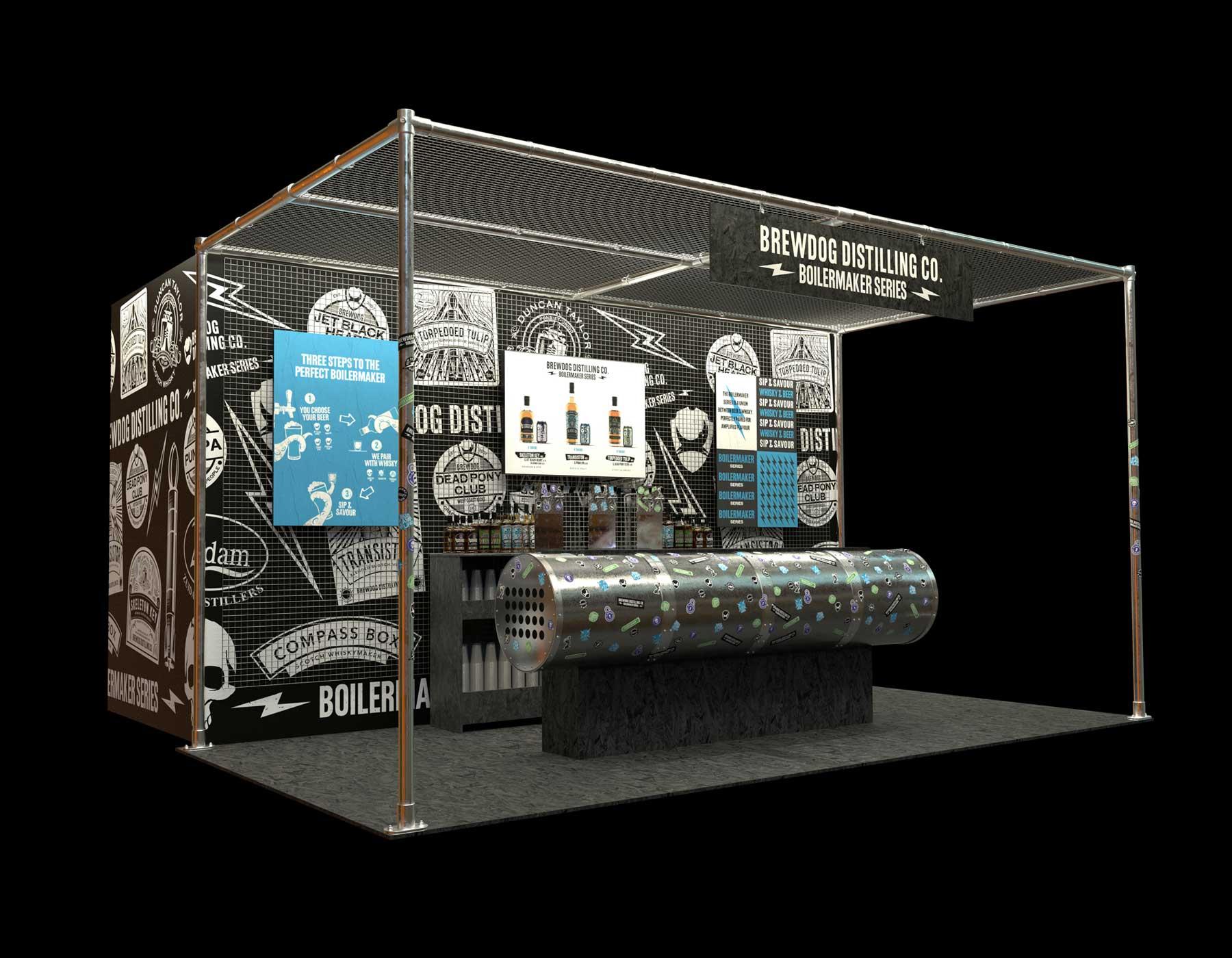 brewdog, Ngon, Manchester Agency, 3d artist