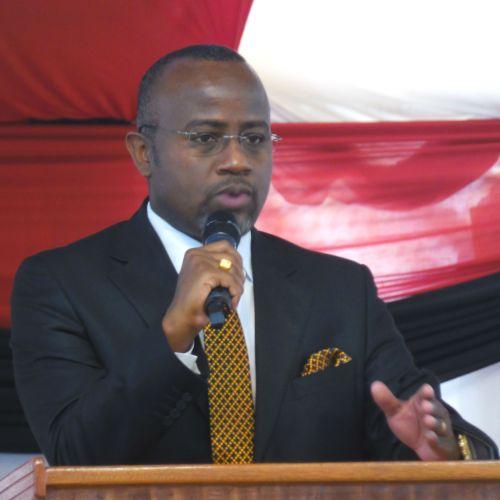 Rev. Jesse Mwai