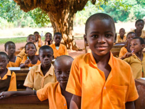 More than 14,000 children start lessons towards formal education