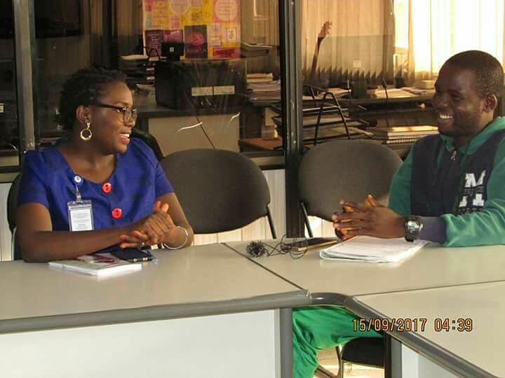 INTERVIEW SESSION WITH ABIGAIL EKIOTENNE – GIRLS IMPACT NETWORK