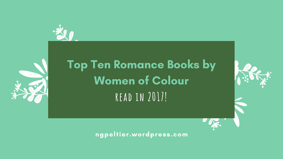 top ten rom books by WOC