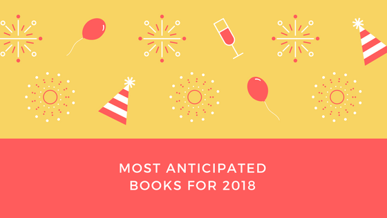 most anticipated books for 2018