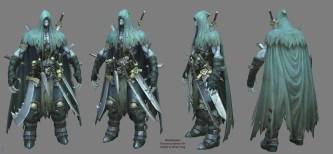Darksiders II concept art