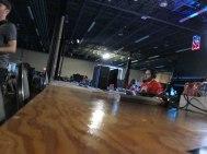 A surprisingly empty BYOC table
