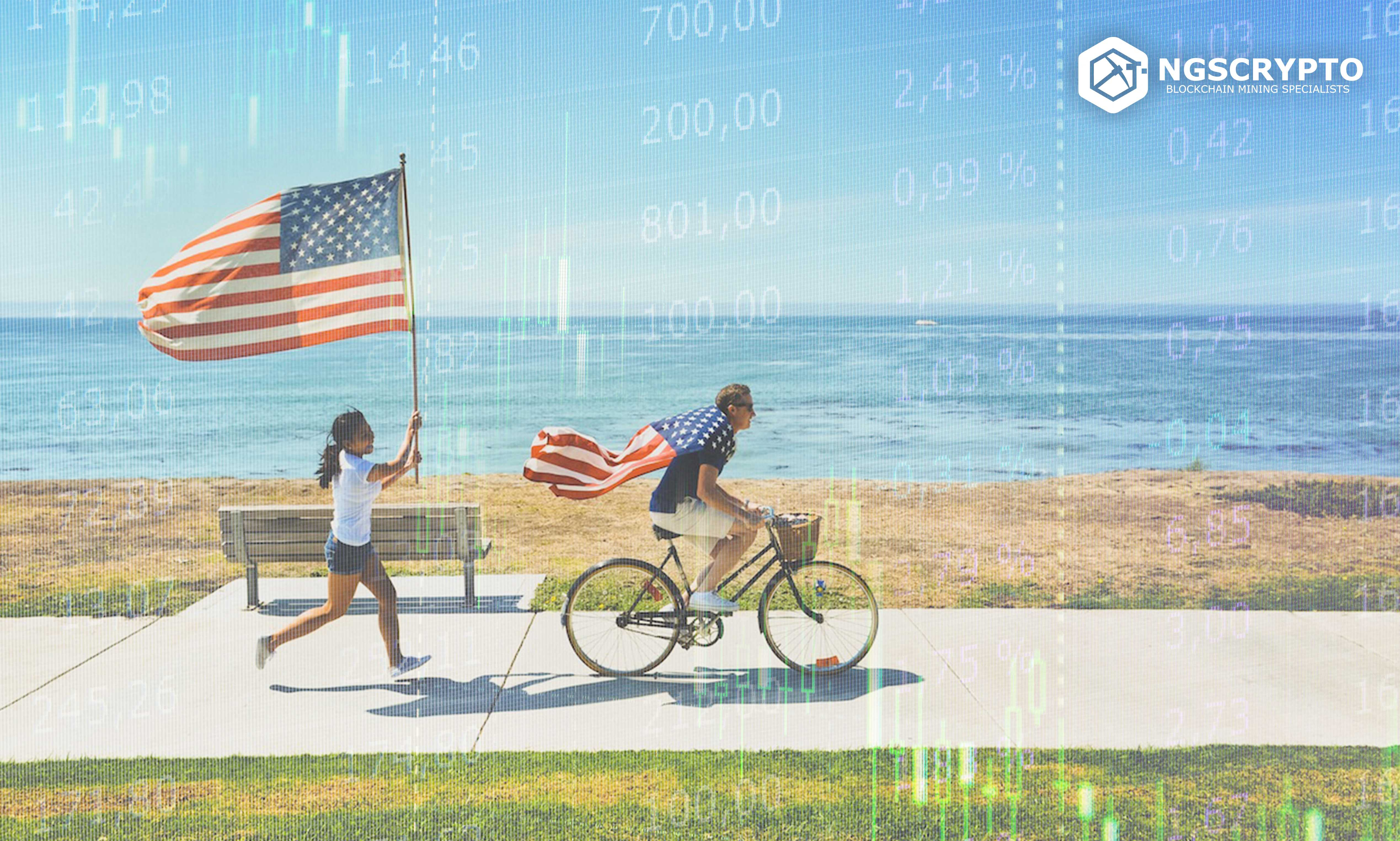 RESEARCH PROVES THAT 83% OF AMERICANS WOULD INVEST IN BTC
