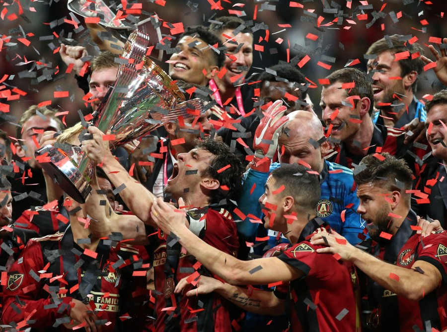 MLS Cup: Atlanta United new MLS Champions