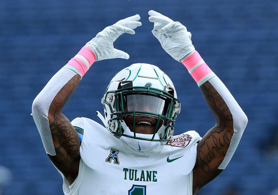 Tulane pounds Louisiana-Lafayette 41-24 to win Cure Bowl