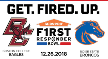 First Responder Bowl canceled due to lightning in the first quarter