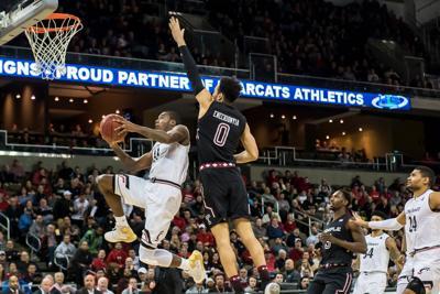 Cincinnati's Comeback Gets them a Conference Win