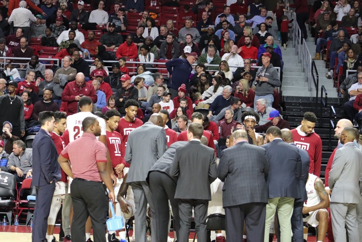 Temple Eliminated from AAC Tournament