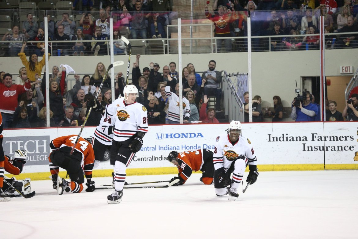 Indy Fuel vs. Fort Wayne Komets (April 5): Recap