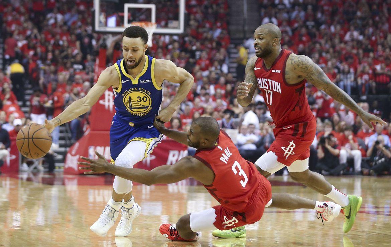 NBA Talk: Rockets end season in disappointment