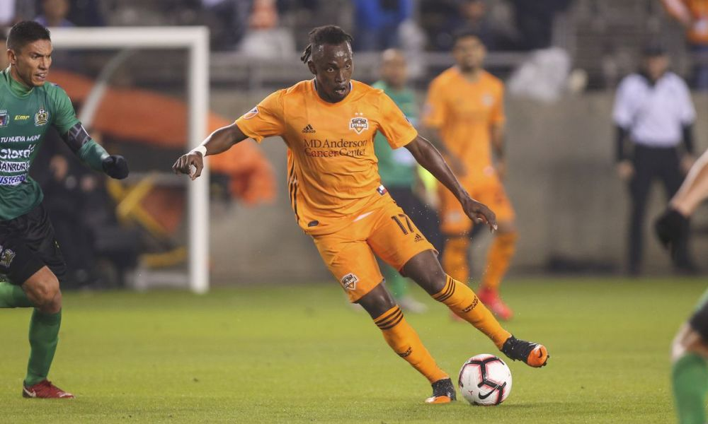 Dynamo vs America in the Leagues Cup