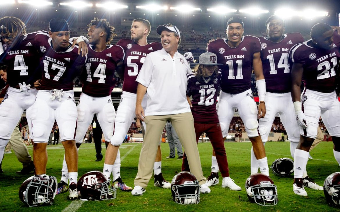 Texas A&M: Aggies Football 2019 Outlook