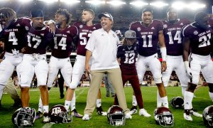 Texas A&M Aggies Football Team