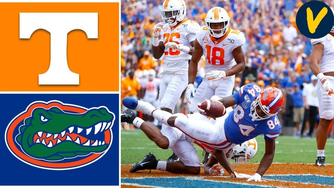 Florida makes it 14 out of the last 15 with 34-3 stomping of Tennessee