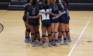 TSU Volleyball