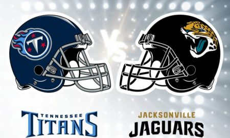 NFL Football Titans at Jags