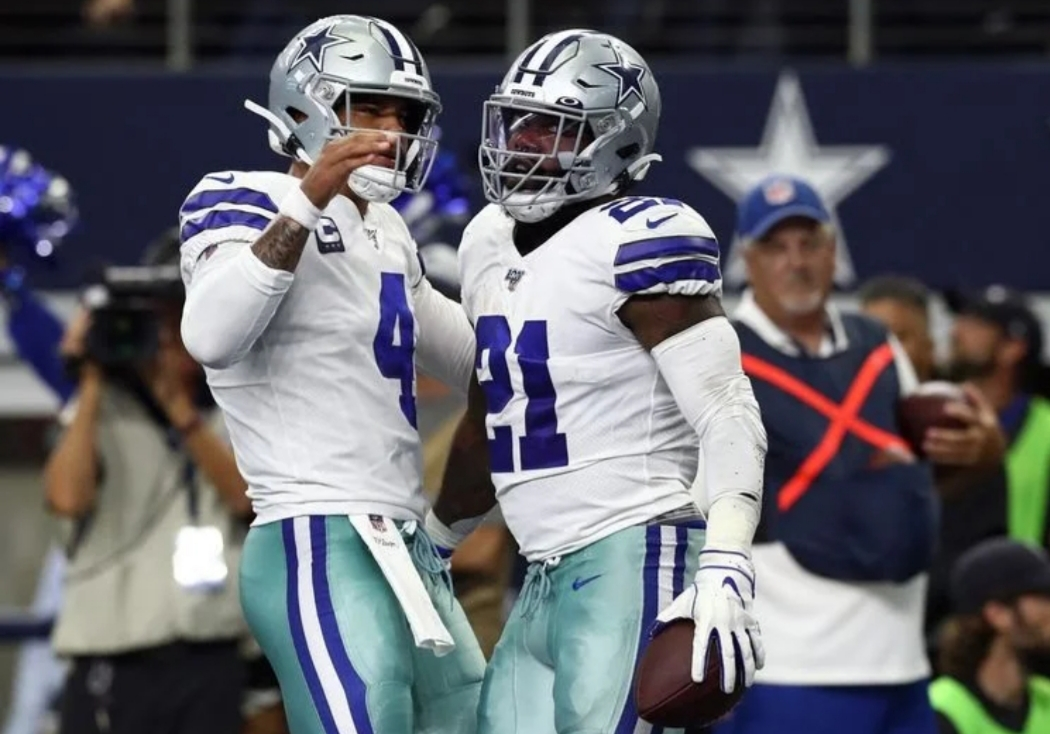 Prescott and Elliott Have Struggled Recently, but Don't Panic
