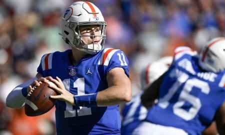 NCAA Football week 6: Gators vs Auburn