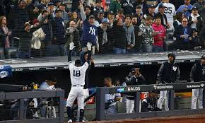 October is Here: Recap of the MLB Division Series