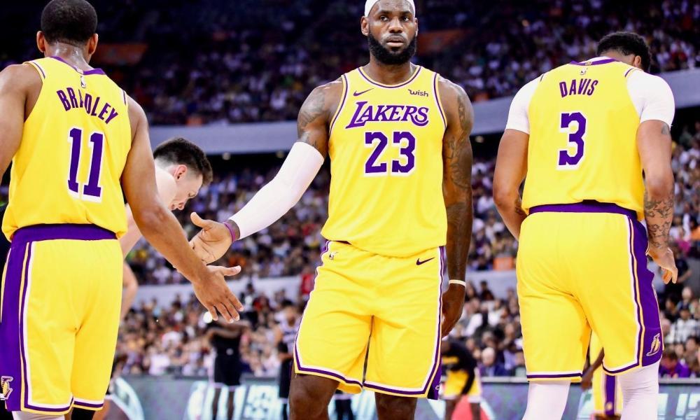 The NBA likeliest champions