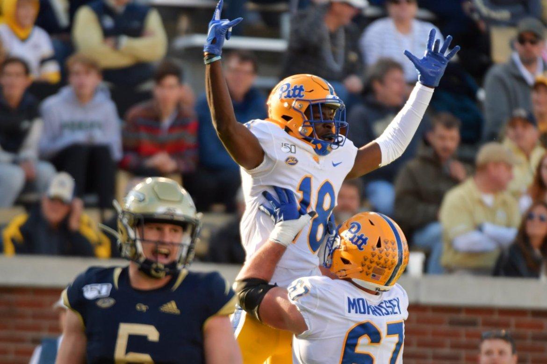 Pitt Panthers at Virginia Tech Hokies Preview